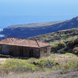 Canarisch huis noorden La Palma