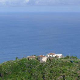 Dorpje in het noorden La Palma