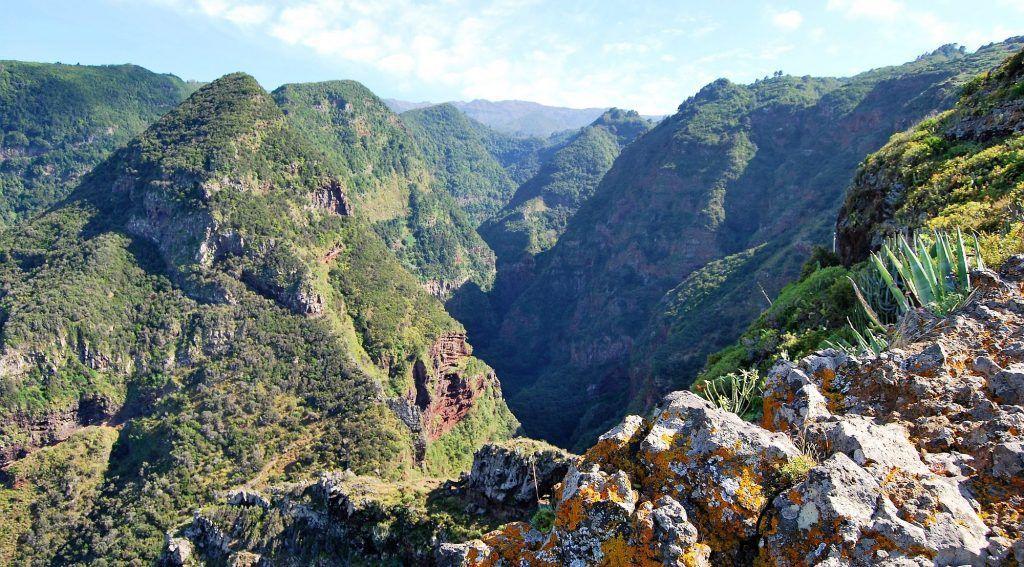 kloof tussen Franceses en El Tablado