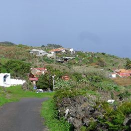 La Palma Mazo zuiden