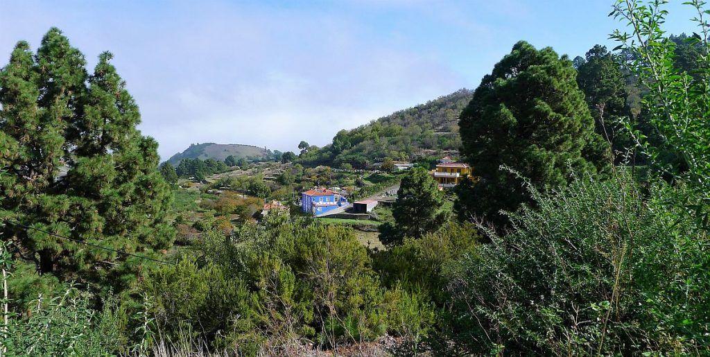 Wandeling noordwesten La Palma